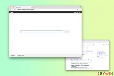 The image of Search.seemoviesonline.stream browser hijacker