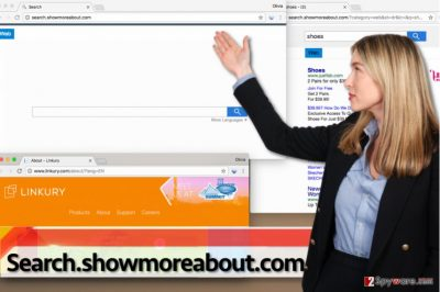 Search.showmoreabout.com virus