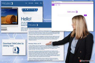 Search.sidecubes.com virus