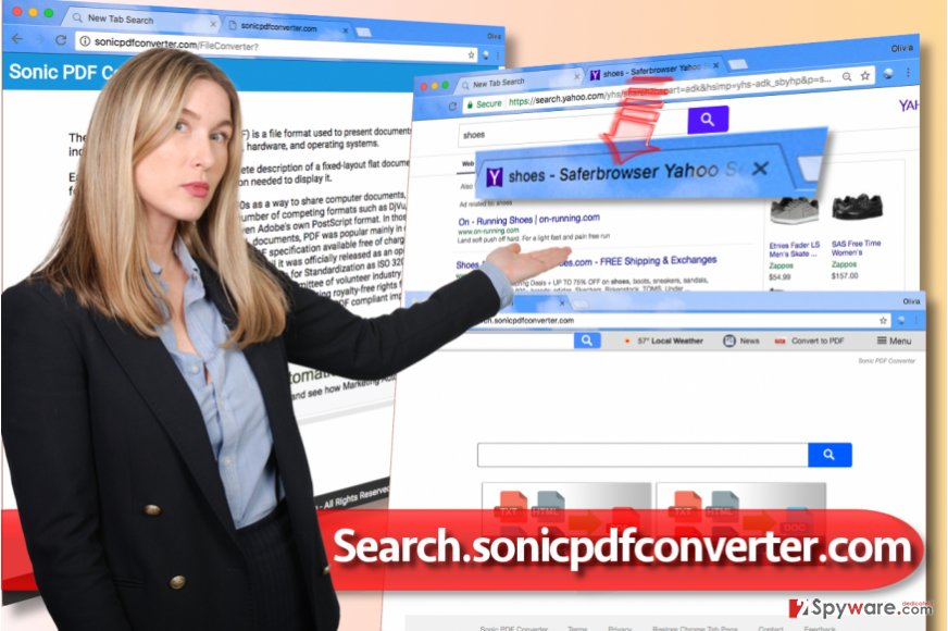 Search.sonicpdfconverter.com browser hijacker