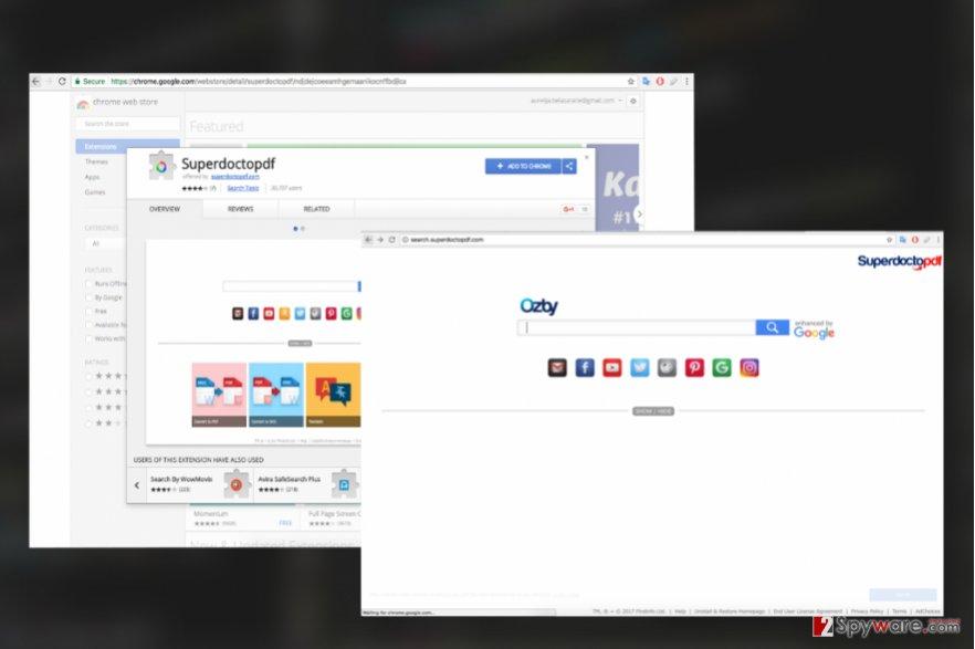 Search.superdoctopdf.com virus