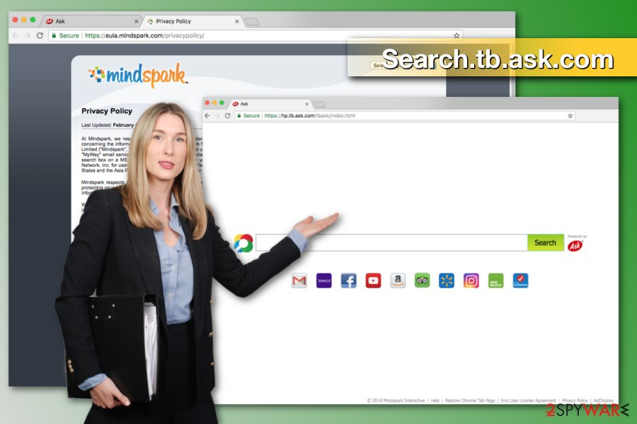 Search.tb.ask.com browser hijacker