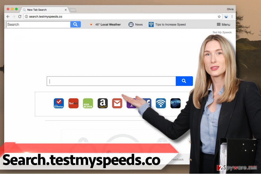 Search.testmyspeeds.co virus