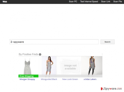 The picture of Search.topsafetab.com hijacker