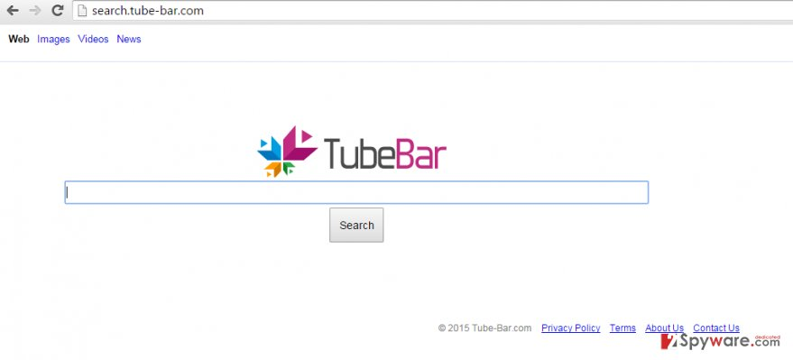 Search.tube-bar.com virus