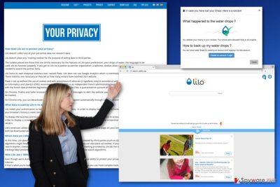 Search.uselilo.org virus