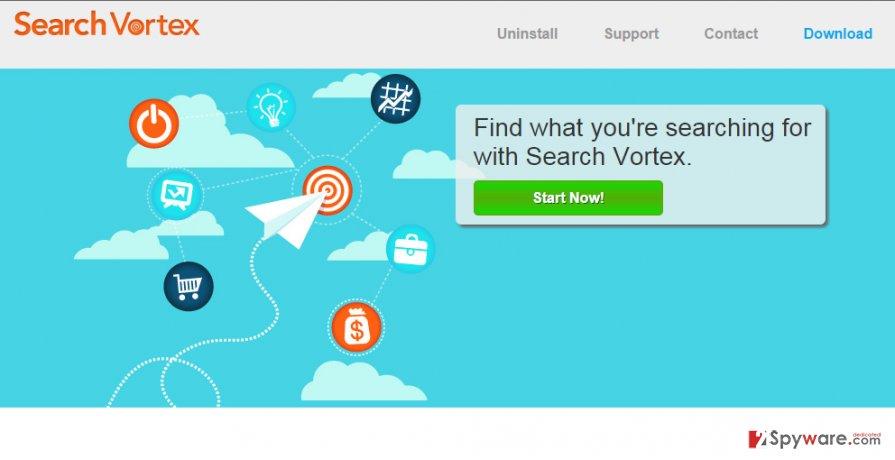 Search Vortex virus snapshot