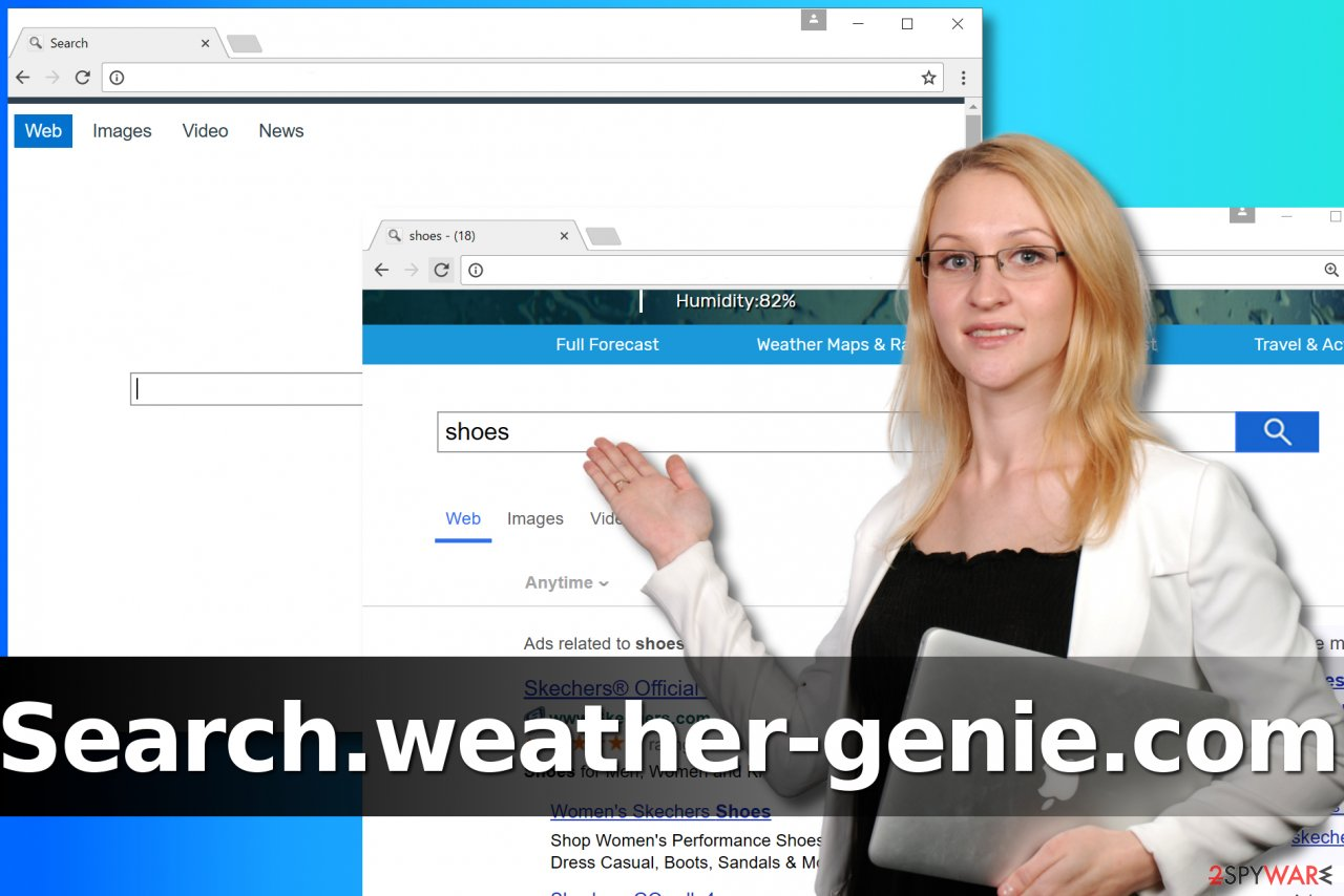 Search.weather-genie.com hijacker