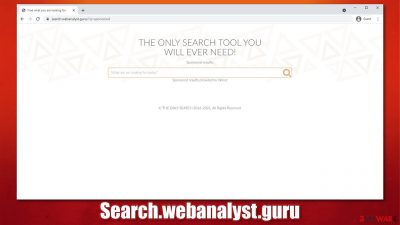 Search.webanalyst.guru