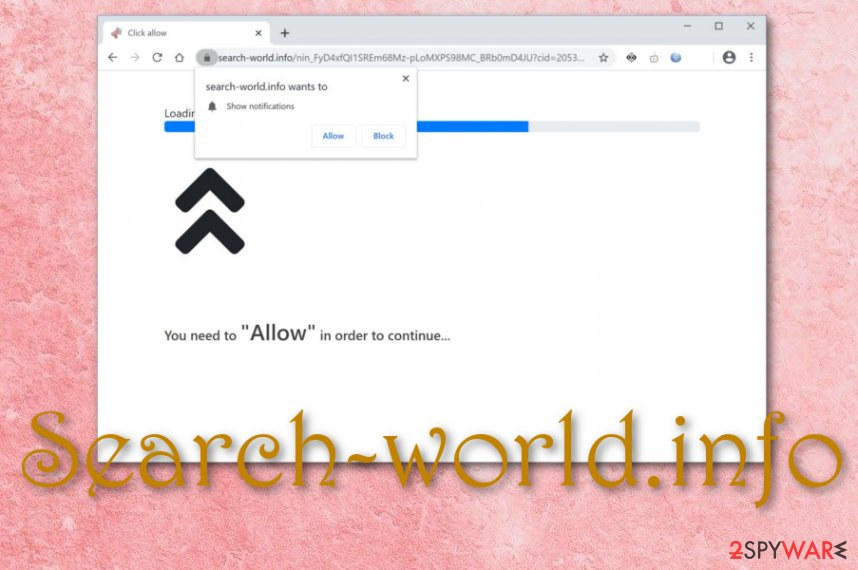 Search-world.info adware