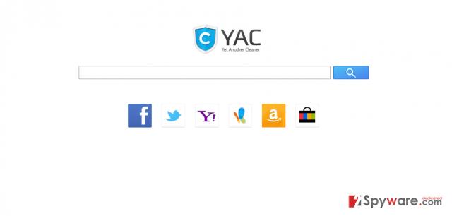 Search.yac.mx snapshot