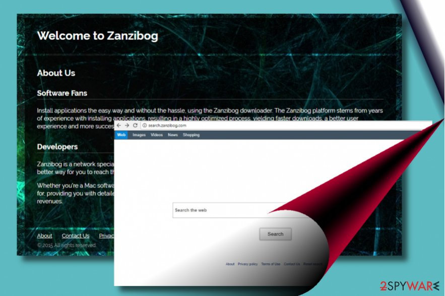 Search.zanzibog.com  browser hijacker targets Mac users