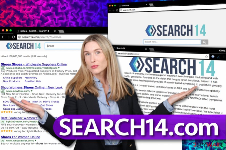 Search14.com redirect