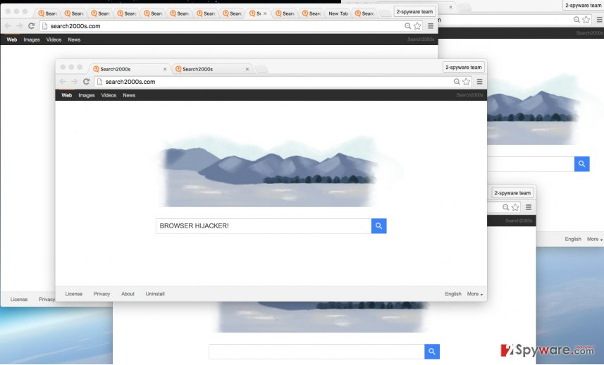 Search2000s.com hijack