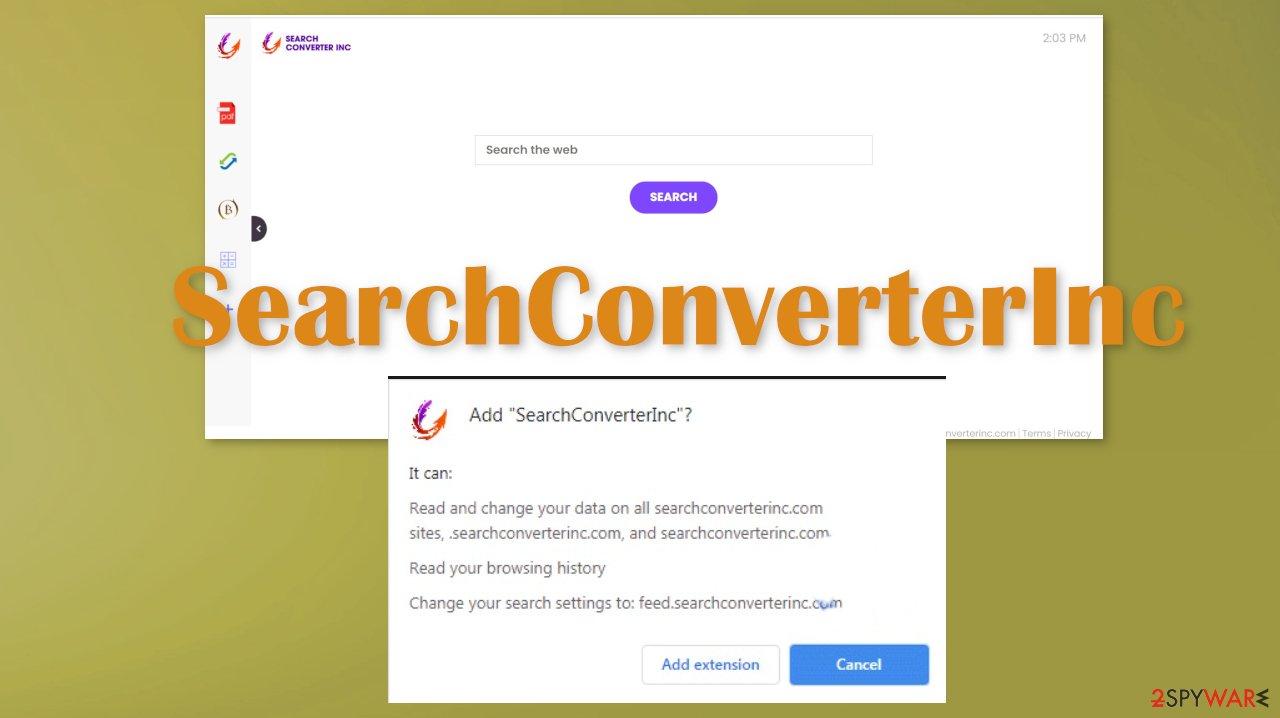 SearchConverterInc