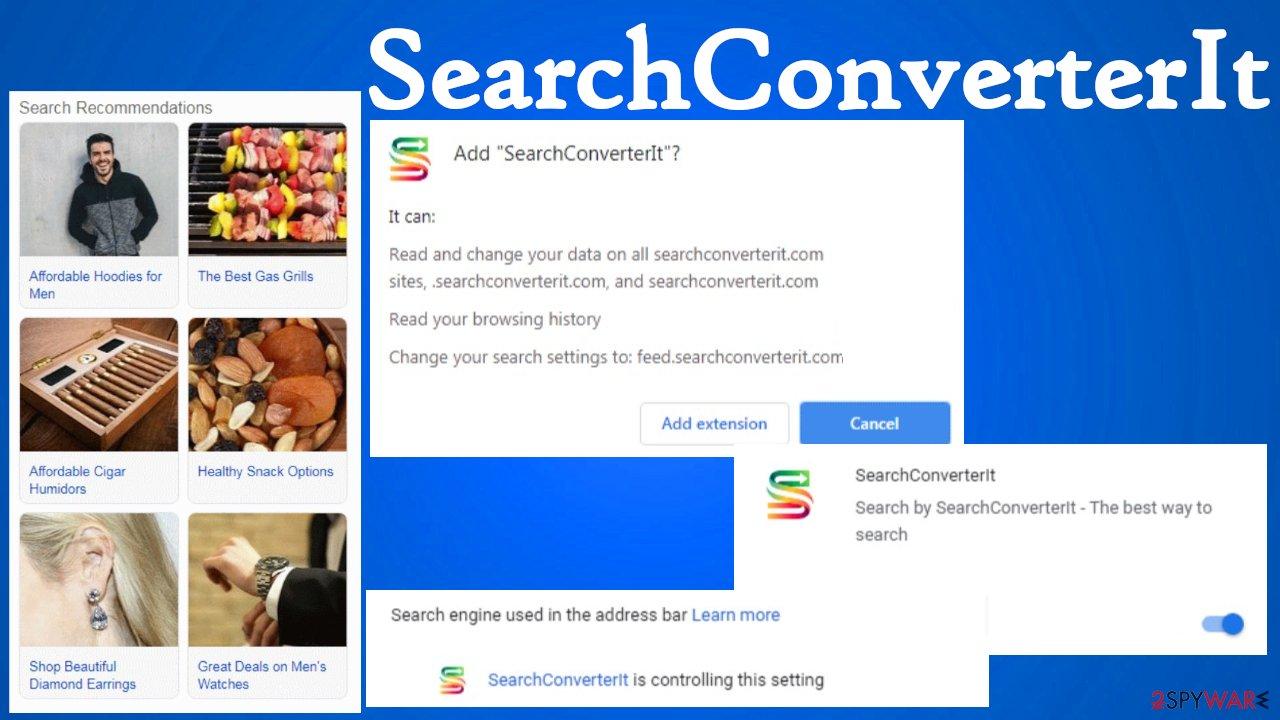 SearchConverterIt ads