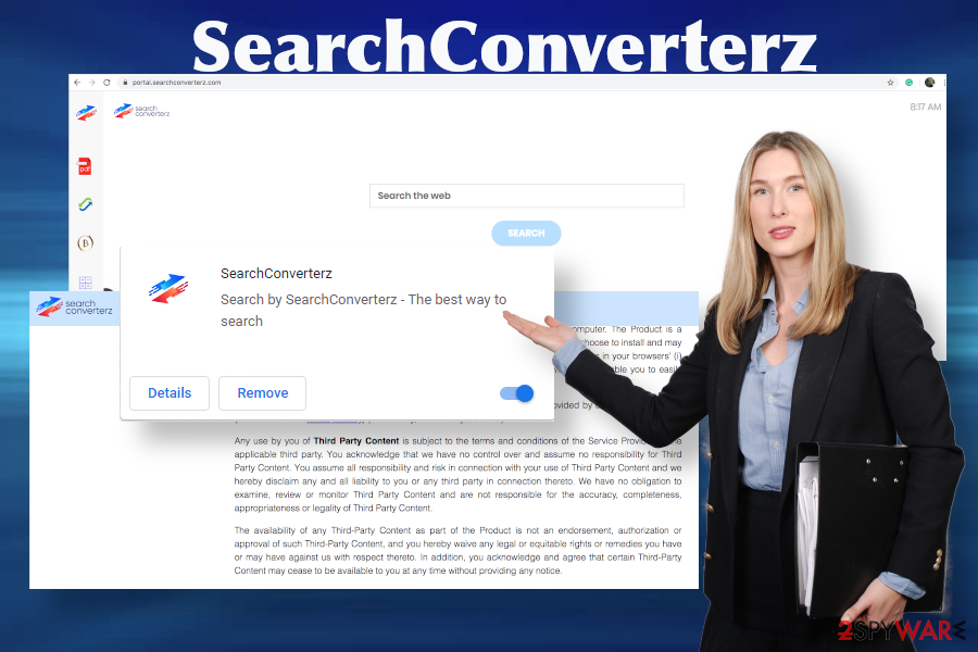 SearchConverterz