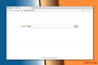 Searchdims.network search engine