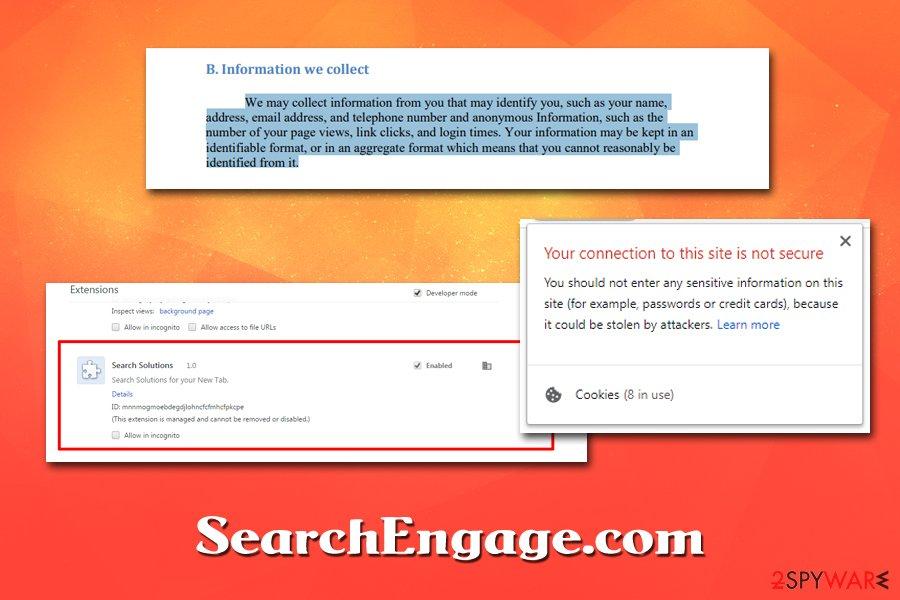 SearchEngage.com PUP