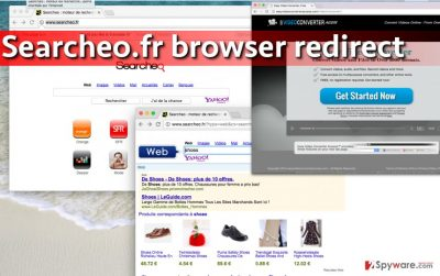 Searcheo.fr redirect virus