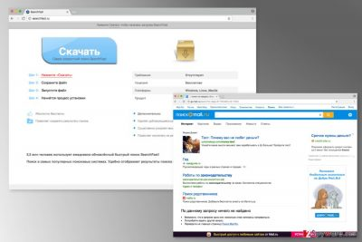 The picture of Searchfast.ru