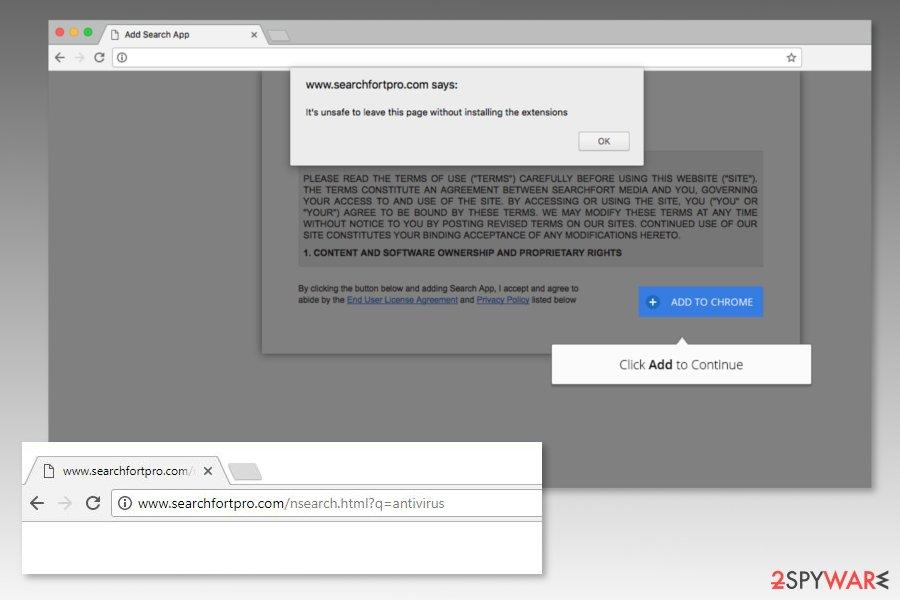 Image of Searchfortpro.com