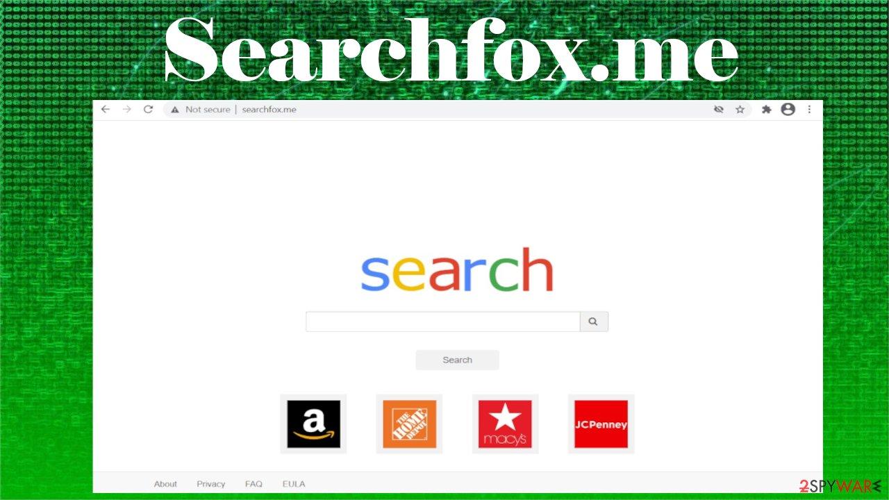 Searchfox.me virus