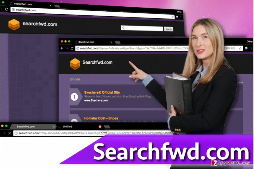 Searchfwd.com virus