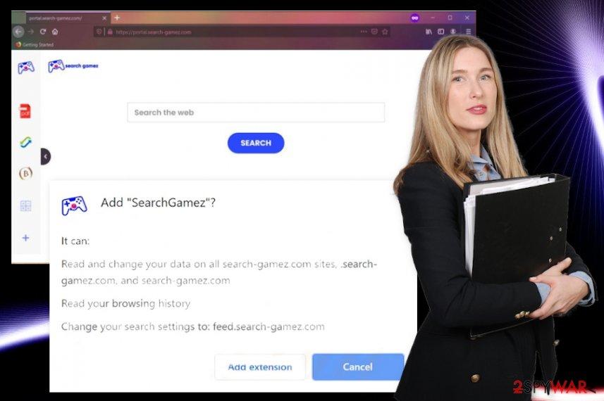 SearchGamez PUP