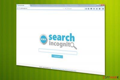 Searchincognito.com virus