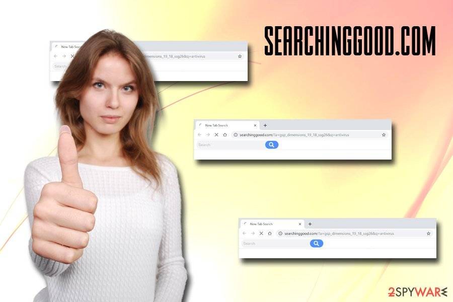 Searchinggood.com browser hijacker
