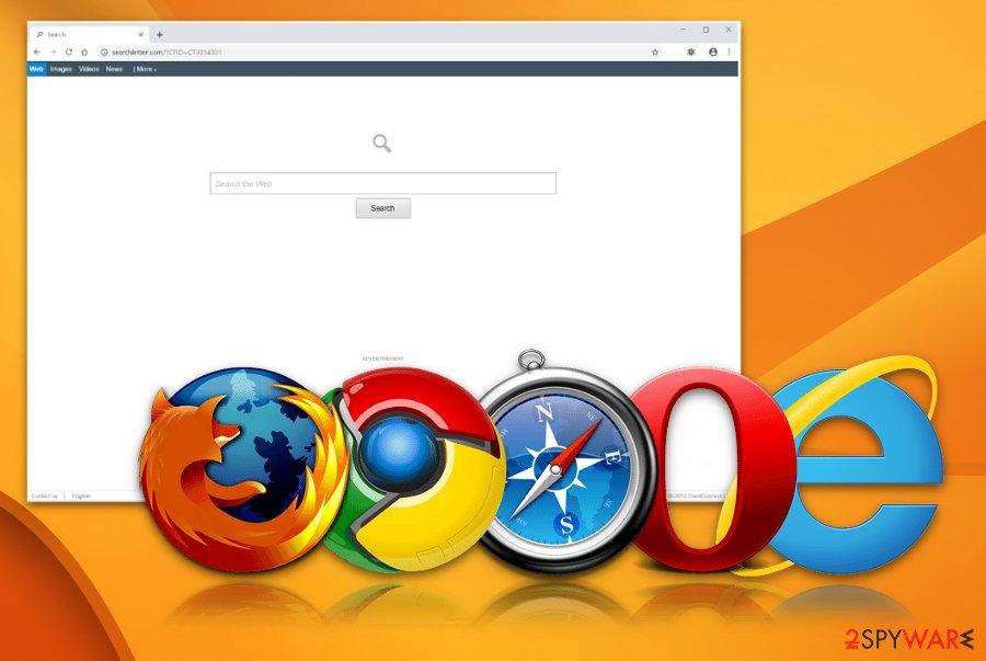 Searchletter.com virus