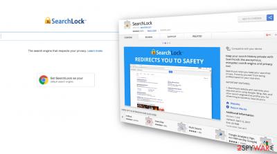 Searchlock image