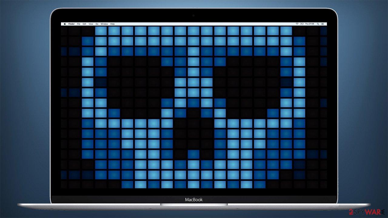 SearchPartyd Mac virus