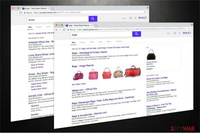 Searchprince.com generates unwanted pop-ups and banners