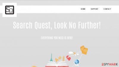SearchQuest removal