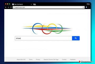 Searchvzcc.com virus