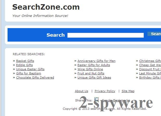 Searchzone.com snapshot