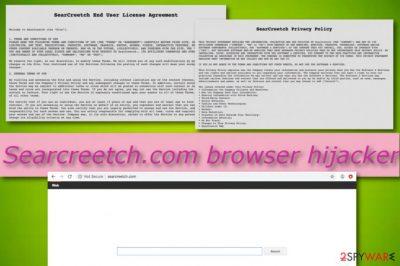 Searcreetch.com PUP
