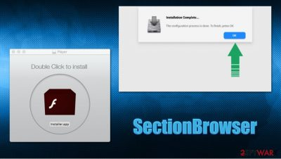 SectionBrowser