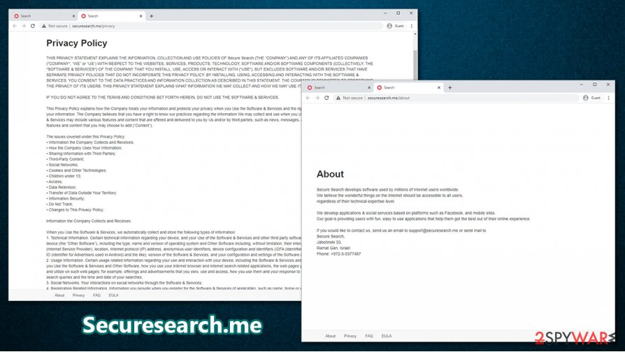 Securesearch.me virus