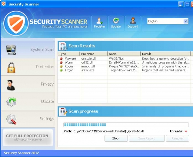 Security Scanner