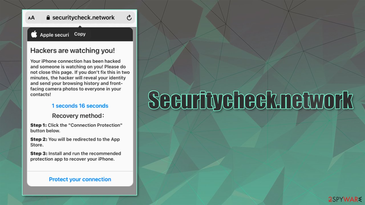 Securitycheck.network