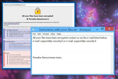 SecurityP ransomware