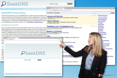 Seekdns.com virus