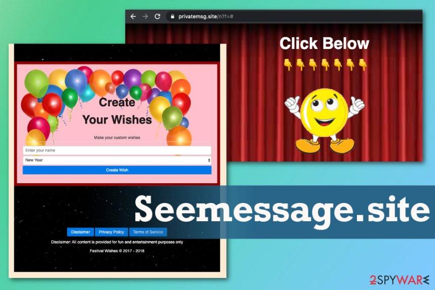 Seemessage.site