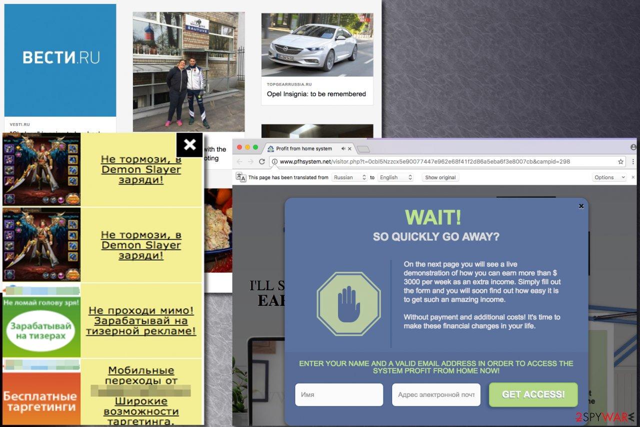 Ads by Setupsk