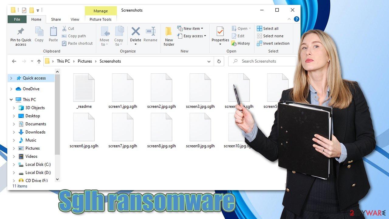 Sglh ransomware virus