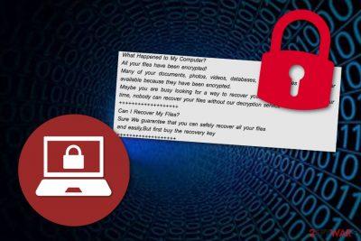 Shadi ransomware virus