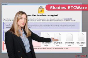 Shadow ransomware